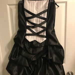 Jessica McClintock for Gunne Sax formal dress